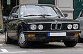 BMW E28 5 Series, Front View 20130615 1.jpg