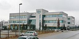 BOS GmbH ^ Co. KG, Ostfildern, Scharnhauser Park panoramio