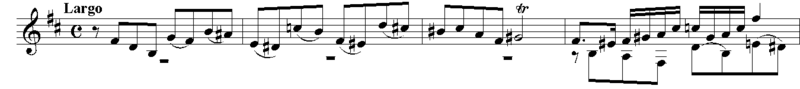 Bach - Fugue in b-minor WTK1.png