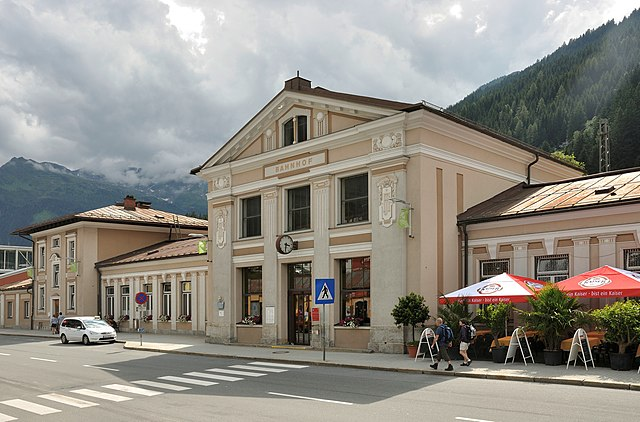 Bahnhof Bad Gastein