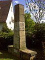 Bad Sobernheim, Preußischer Ganzmeilenobelisk.jpg