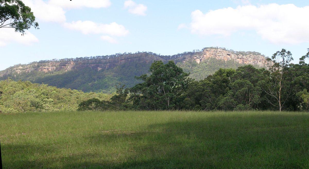 Bago Bluff National Park - Wikipedia