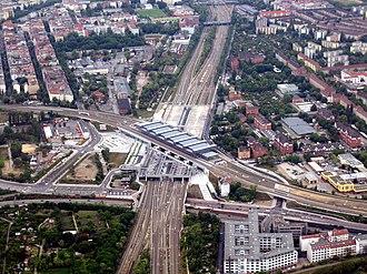 Berlin Südkreuz - Berlin Südkreuz