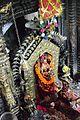 Balkumari devi Statue at Balkumari Temple.jpg