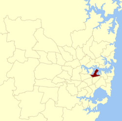 Balmain NSW State Electoral District.png