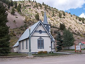 Baptist Church in Lake City, Colorado.jpg