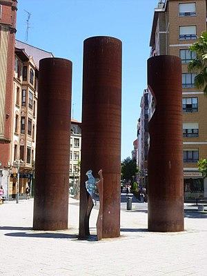 Barakaldo - Bide Onera Square (Plaza Bide Onera)