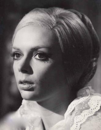 Barbara Steele - Steele in a 1965 publicity photo
