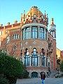 Barcelona, Hospital Sant Pau, cúpula RI-51-0004278.jpg