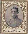 Barney Pelty, St. Louis Browns, baseball card portrait LCCN2007683796.tif