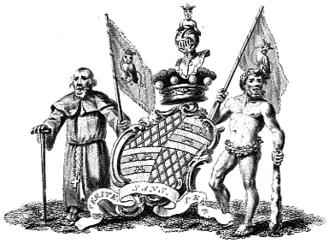 Baron Middleton - Arms of the Barons Middleton.
