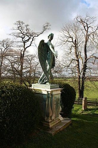 Julian Pauncefote, 1st Baron Pauncefote - Pauncefote memorial in East Stoke