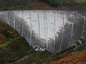 Image illustrative de l'article Barrage du Piney