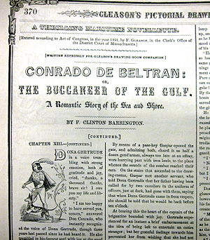 Joseph Holt Ingraham - Excerpt from Conrado de Beltran, 1854