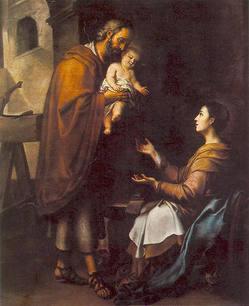 پرونده:Bartolomé Esteban Perez Murillo - The Holy Family - WGA16371.jpg