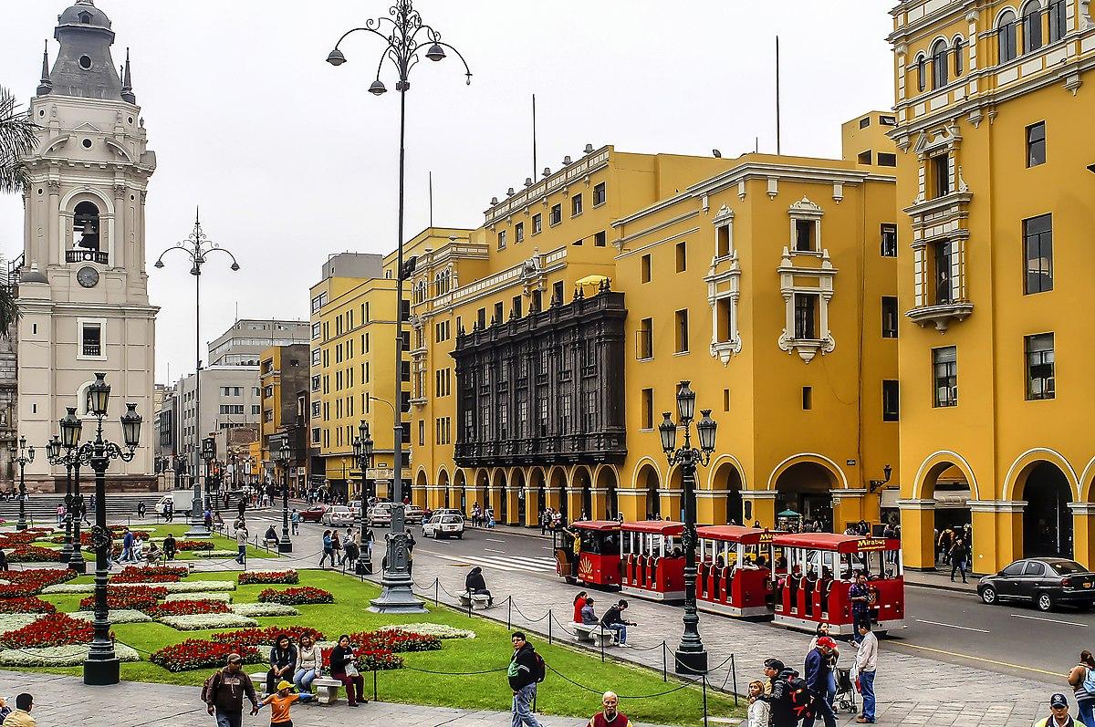 Distrito de Lima - Wikipedia, la enciclopedia libre