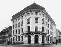 The Basel Offices Of Swiss Bank Corporation C 1920