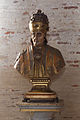 Basilica of Saint-Sernin - Bust of Pope Gregory I.jpg