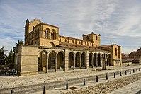 Basilica of San Vicente, Ávila, España.jpg