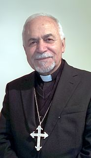 Basile Georges Casmoussa Catholic bishop