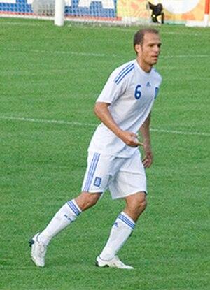 Panathinaikos F.C. Academy - Image: Basinas 2008