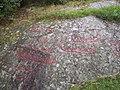 Basteröds hällristningar på Tjörn. Skeppen och skålgroparna är från 1300-1100 f Kr, 2 sept 2005..JPG