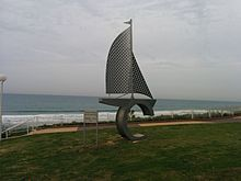 Bat Yam Beach January 2015 - 3 (15760235043).jpg