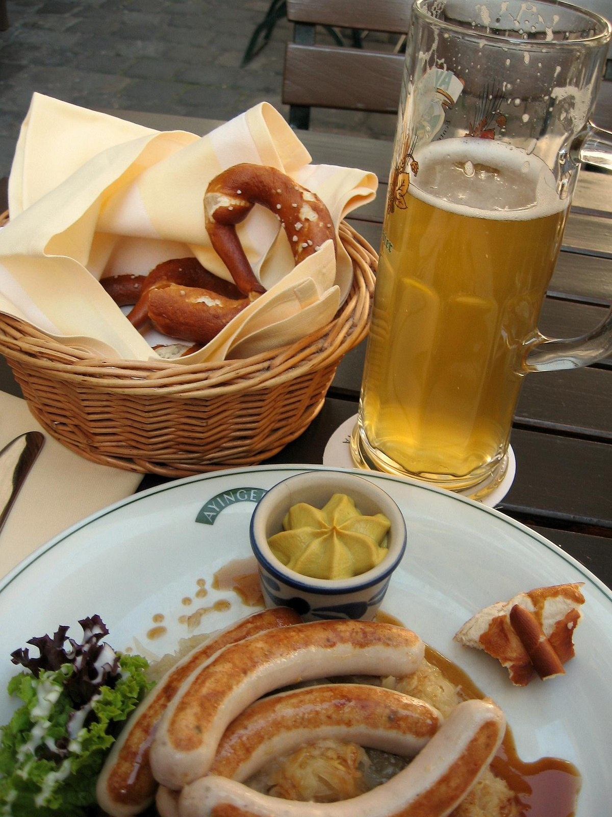 Bavarian Cuisine  Travel Guide At Wikivoyage-7157
