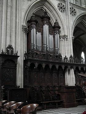 Image illustrative de l'article Cathédrale Notre-Dame de Bayeux