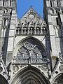 Bayeux (14) Cathédrale Façade ouest 05.JPG