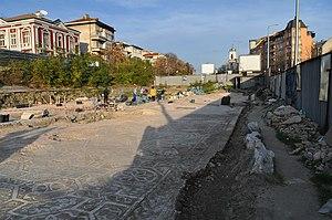 Great Basilica, Plovdiv - Image: Bazilika golyama 2
