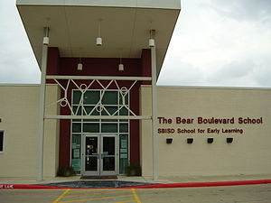 Spring Valley Village, Texas - Bear Boulevard School (PreK)