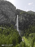 Beautiful landscapes surrounding Mozart's birthplace - Heavenly Spring flowing from Alps Moutain.jpg