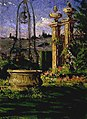 Beckwith James Carroll In the Gardens of the Villa Palmieri.jpg