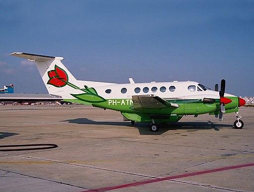 Beech 200 Super King Air-Catpass 250, Tulip Air AN0525100