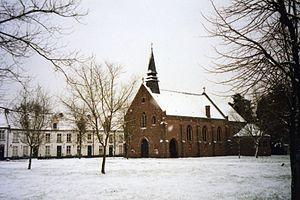 Dendermonde - Image: Begijnhof 1