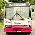Belfast bus, Donard forest - geograph.org.uk - 1348878 crop.jpg
