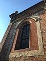 Belgioioso - frazione San Giacomo - chiesa di San Giacomo della Cerreta - finestrone.jpg