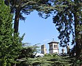 Bell Tower through the trees - August 2012 - panoramio.jpg