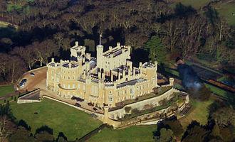 Belvoir Castle - Belvoir Castle