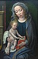 Bemberg Fondation Toulouse - Vierge à l'Enfant - DAVID Gérard - Inv.1100 Huile sur panneau.jpg