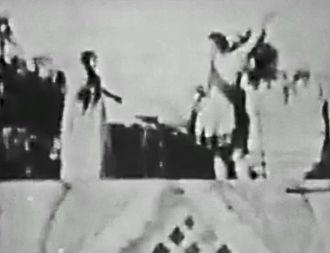 Ben Hur (1907 film) - Still from Ben Hur (1907).