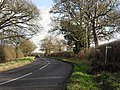 Bend in the road - geograph.org.uk - 1639221.jpg