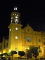Beniajan - Iglesia San Juan nocturno.jpg