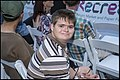 Benjamin in Brisbane King George Square watching The Fergies-1 (30144873573).jpg