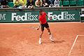 Benoit Paire 2 - French Open 2015, Qualifs day 3.jpg