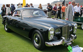Facel Vega - Facel-Metallon bodied 1951 Bentley Mark VI