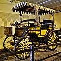 Benz Phaeton Langversion 1895 at Den Haag Louwman Museum 033.jpg