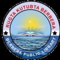 Berbera Public Library logo.png