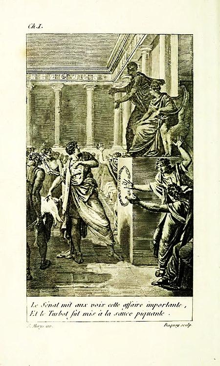 La Gastronomie De Bechoux 1819poeme Chant I Histoire De